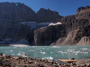 Grinnell Glacier - Glacier Waterton National Park - Montana