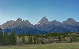 Grand Teton National Park - Wyoming