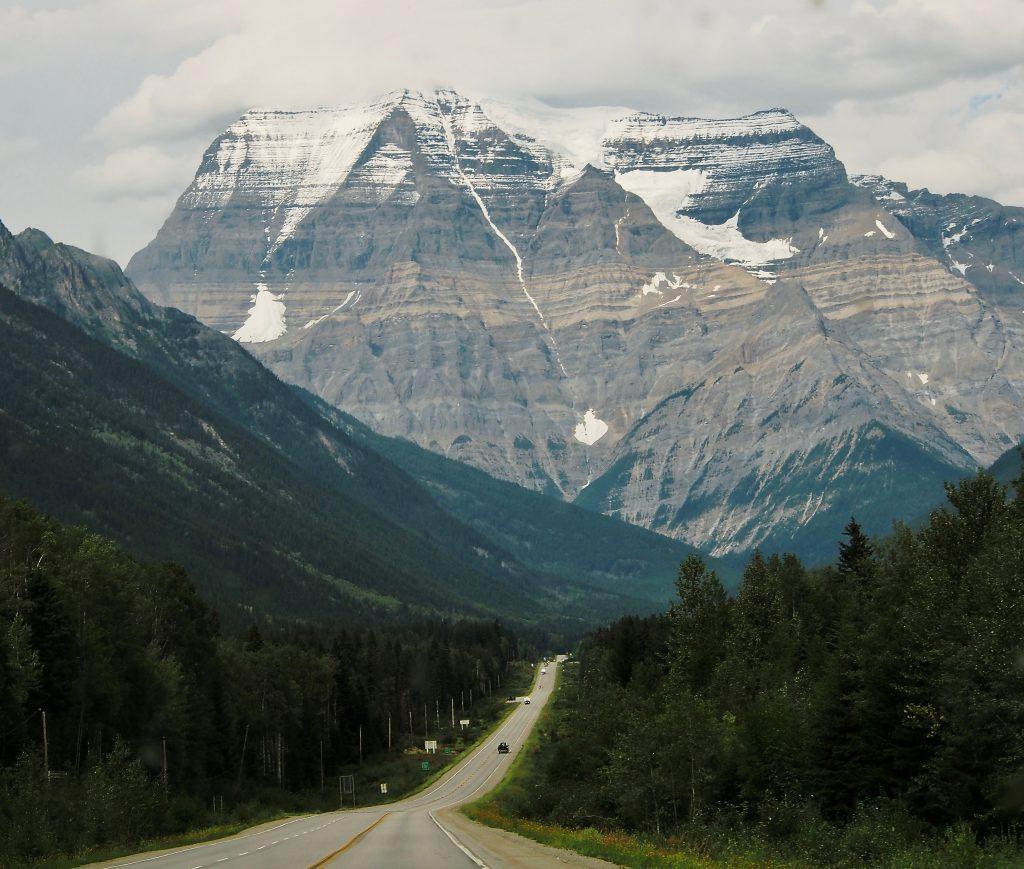 Mt. Robson, Alberta, Canada.