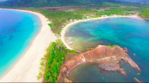 Nacpan Beach Palawan Philippines