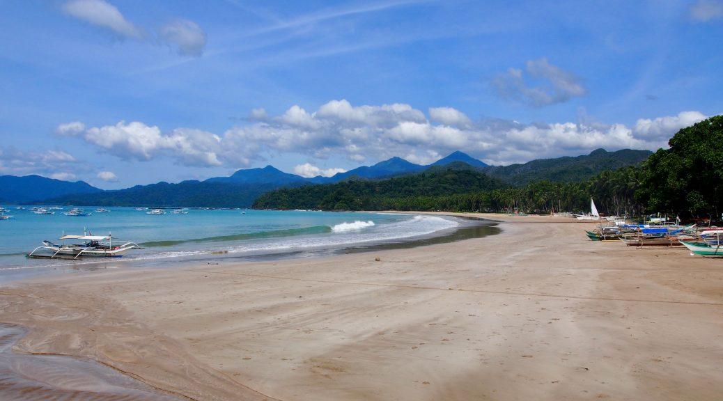 Sabang Beach,Palawan ,Phillipines ,S.E. Asia