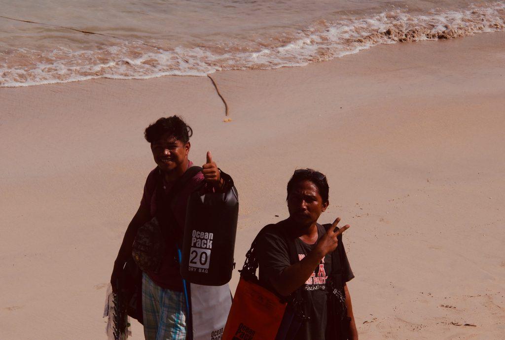 Twin Touts El Nido Beach,Palawan ,Phillipines ,S.E. Asia