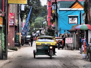 El Nido Tuk Tuk,El Nido ,Palawan ,Phillipines ,S.E. Asia