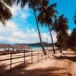 Nacpan Beach,El Nido ,Palawan ,Phillipines ,S.E. Asia