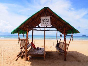 Duli Beach Surf Club,El Nido ,Palawan ,Phillipines ,S.E. Asia