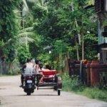 Tricycle, , Sabaltan Village, El Nido ,Palawan , Phillipines