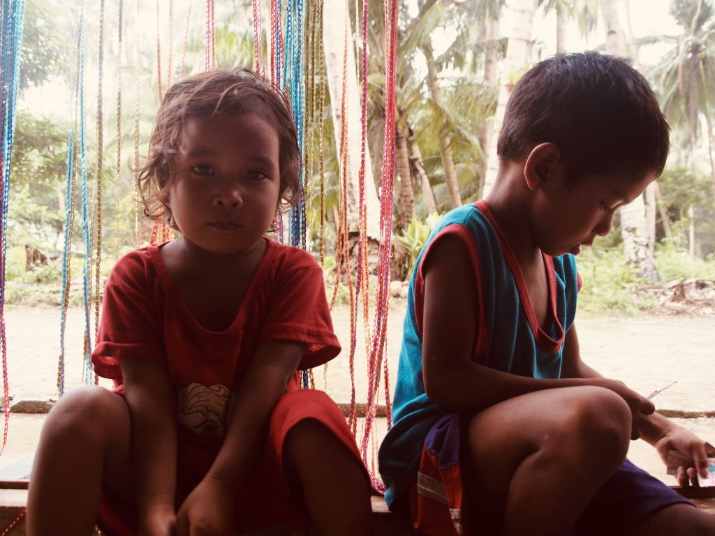 Hanging with the locals in Sibaltan,Palawan ,Phillipines ,S.E. Asia