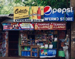 Enfermo Store Palawan , Phillipines,S.E Asia