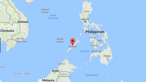 Phillipines Map