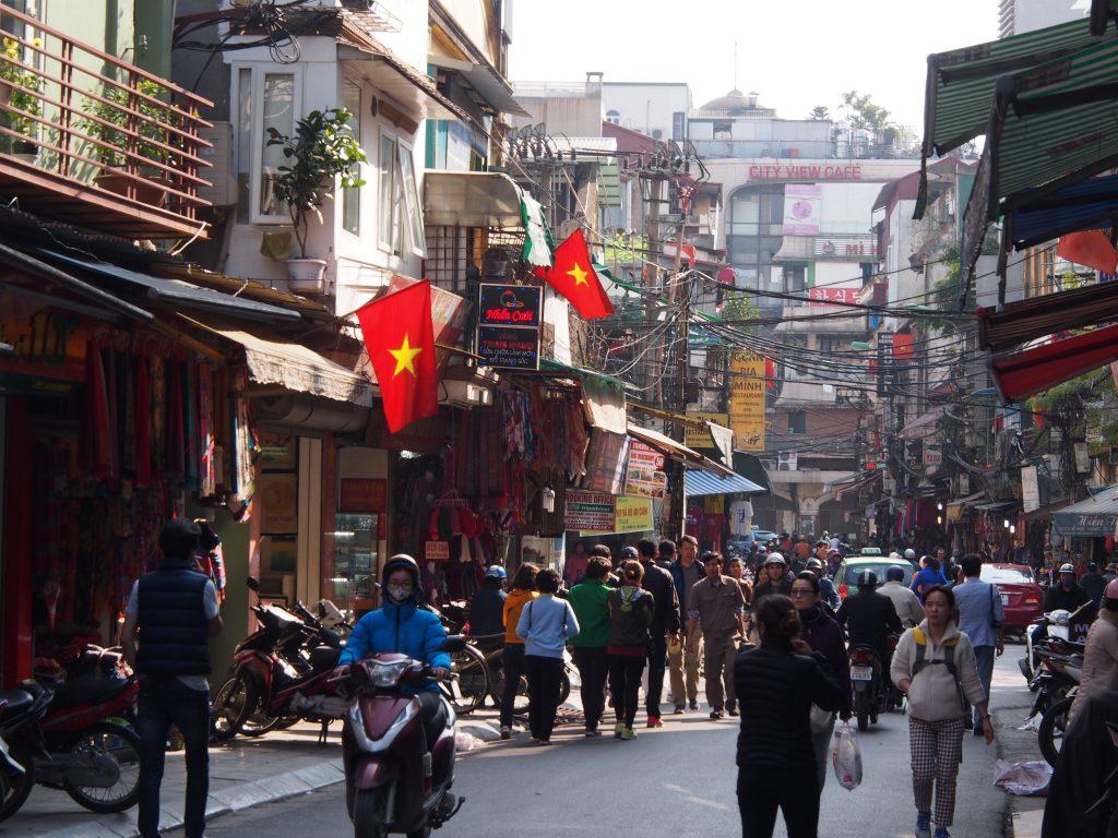 Lantern Seller Hoi An Vietnam