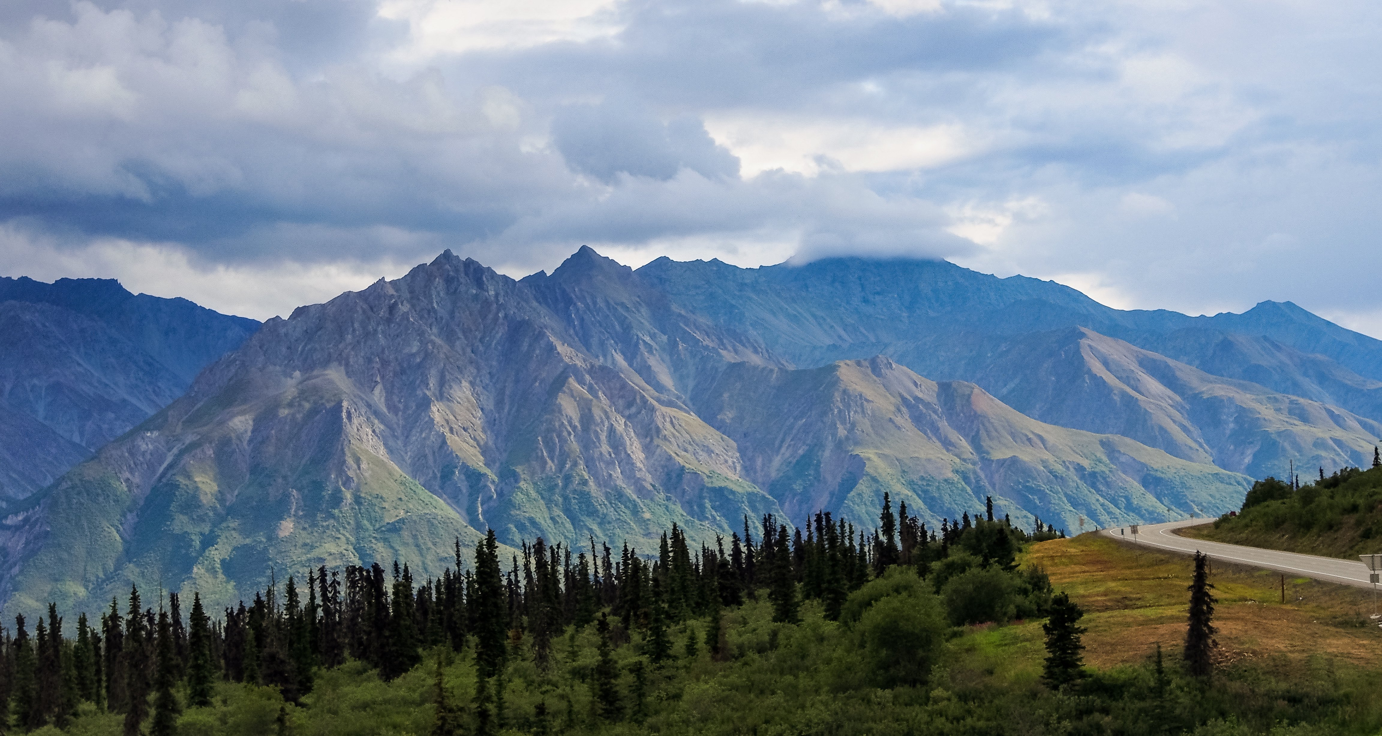 Chugach Mountains - Alaska