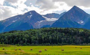Kluane National Park- Yukon Territory- Canada