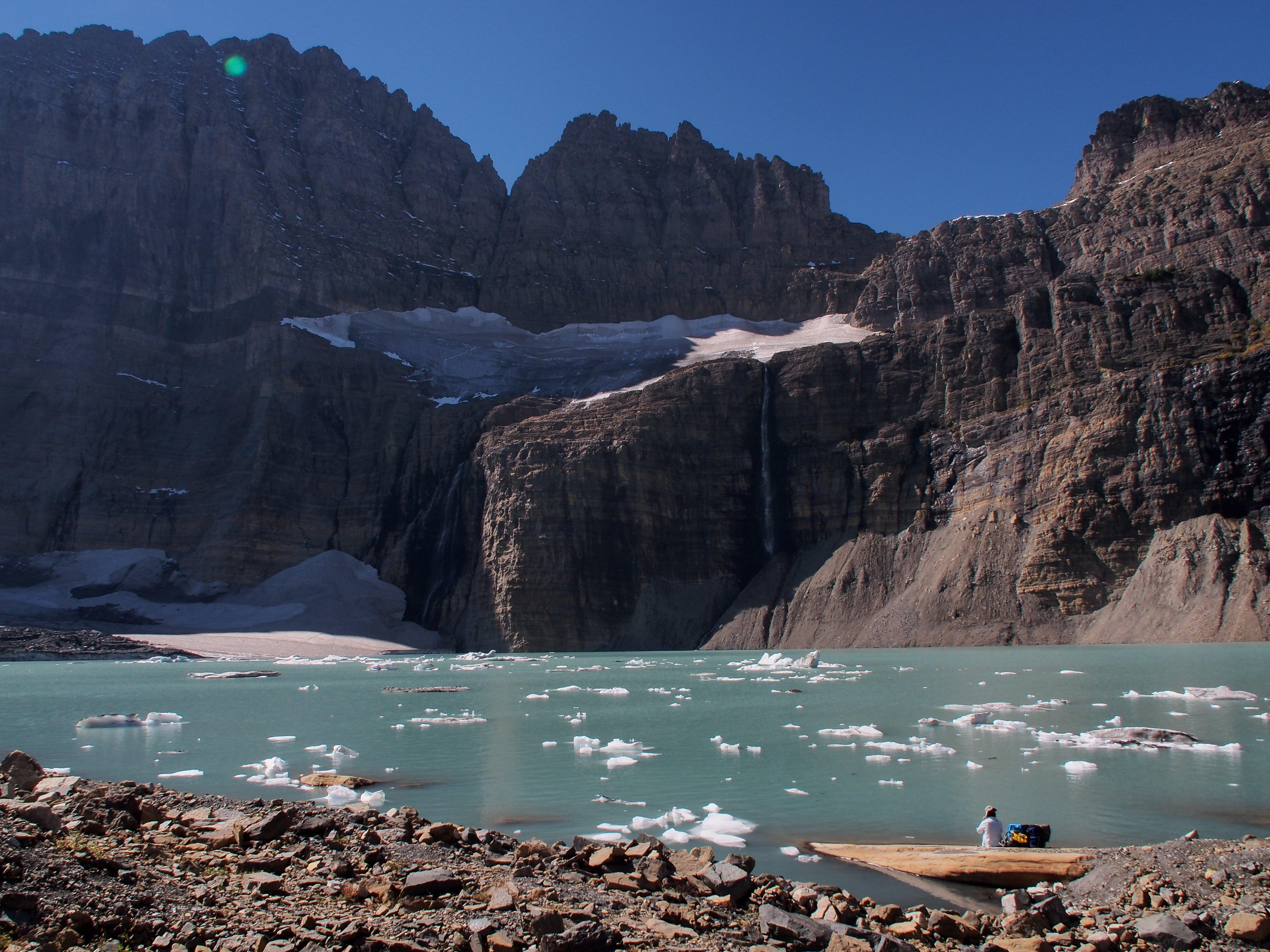 Grinnell Glacier - Glacier Waterton National Park - Montana