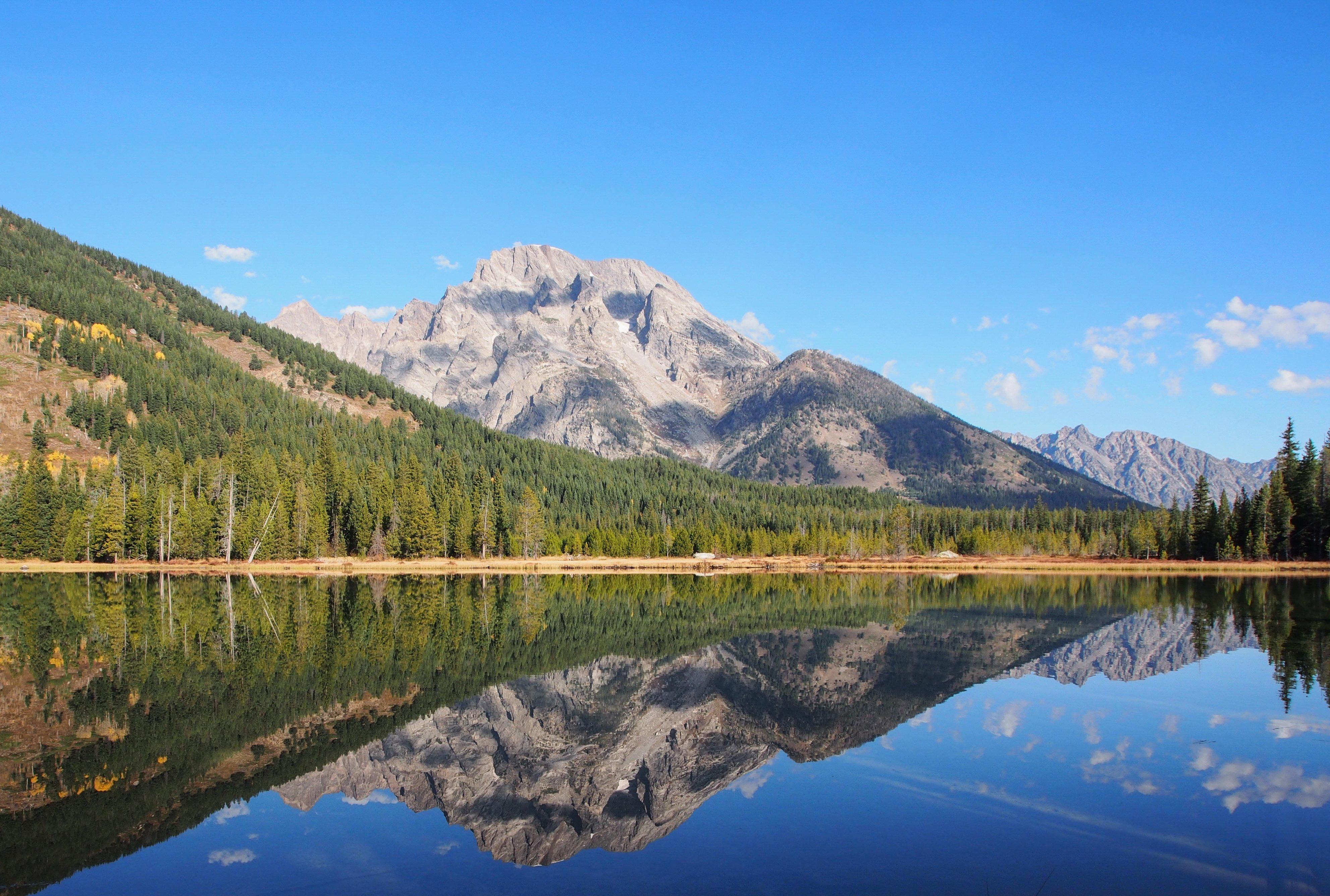 String Lake-Grand Teton National Park - Wyoming