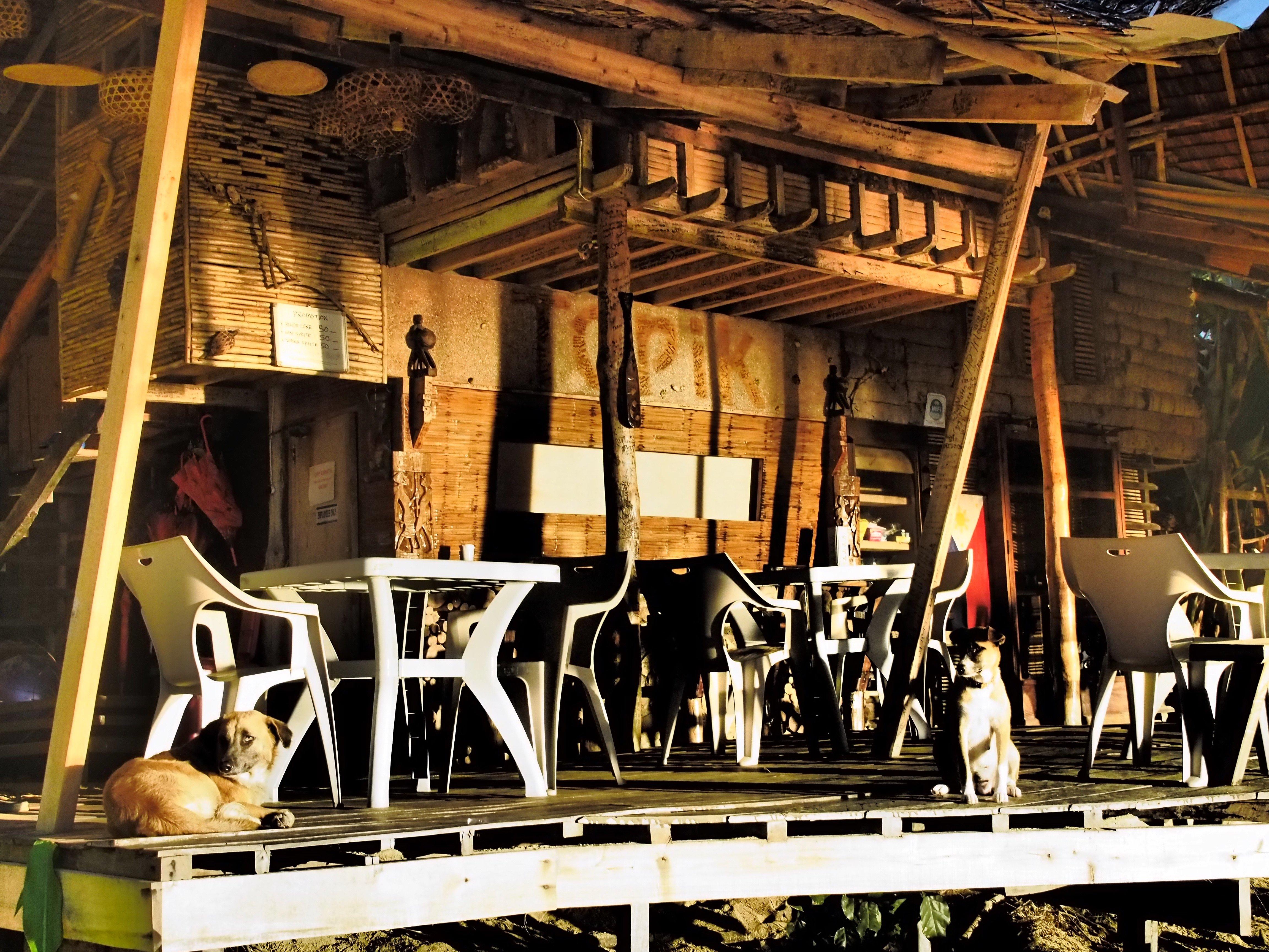 Tapik Bar, Sabaltan Village, Phillipines