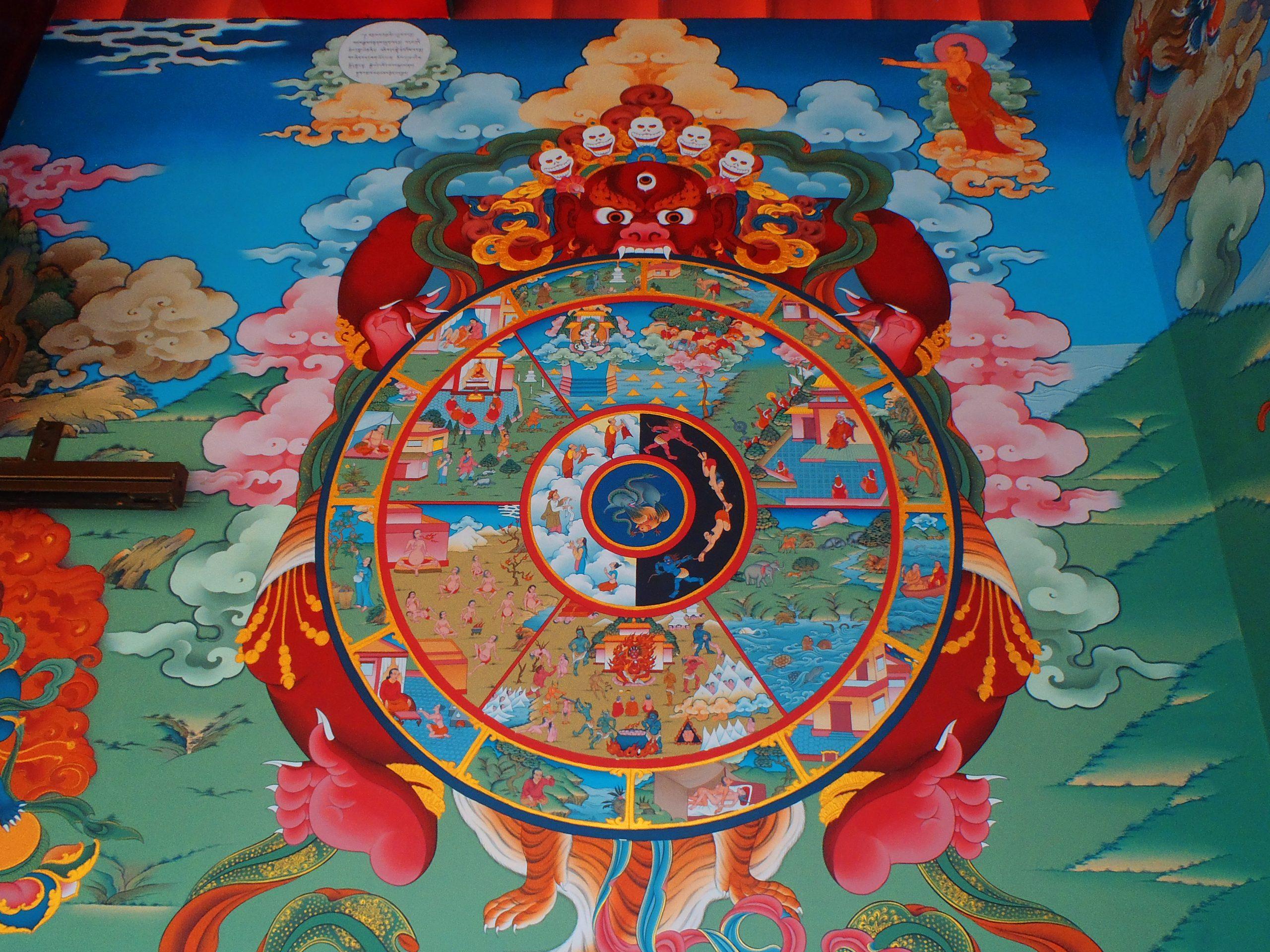 Buddhist Artwork